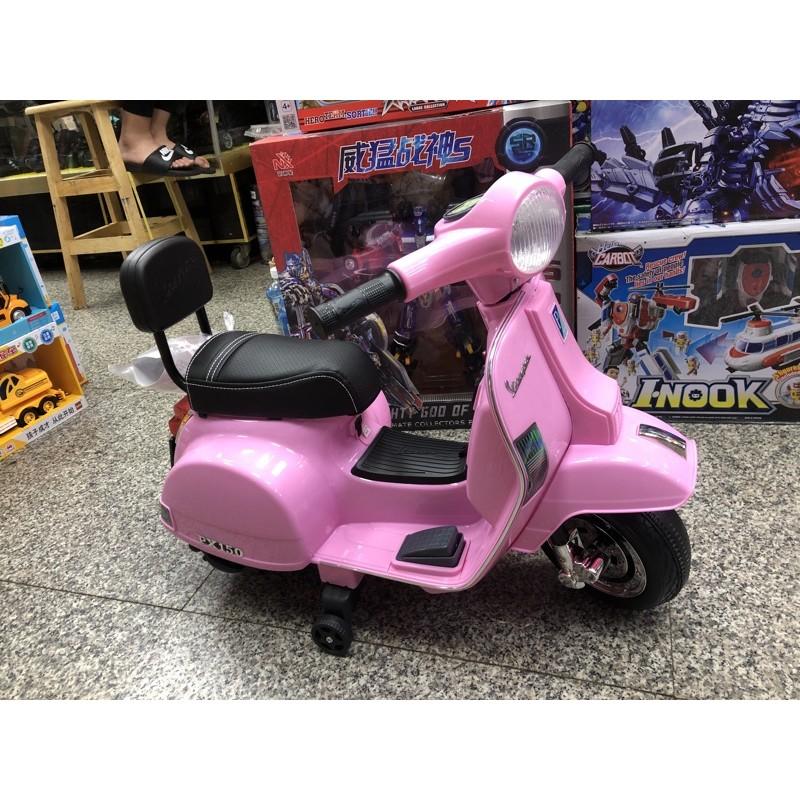 ‼️免運‼️Vespa授權 PX150 偉士牌兒童電動摩托車