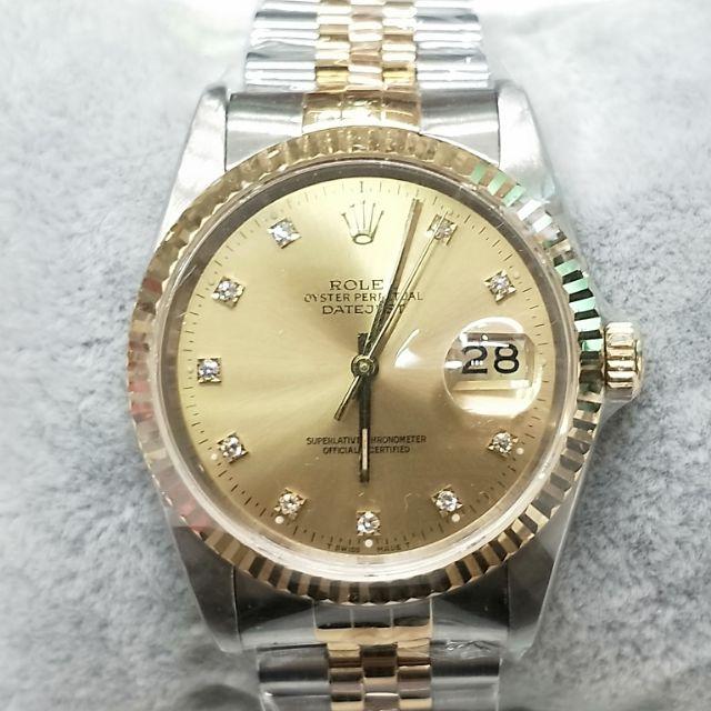 原廠原裝勞力士經典16233 錶帶新