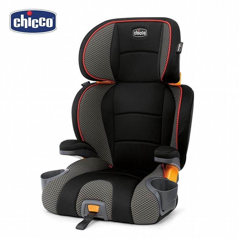 chicco KidFit成長型安全汽座(風格黑) 米菲寶貝
