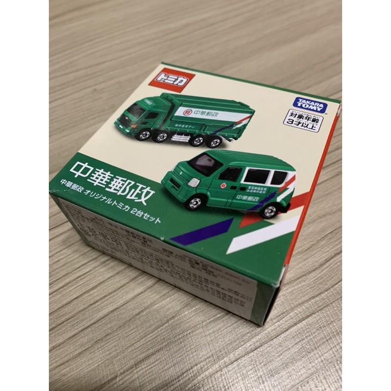 TOMICA限量中華郵政紀念車