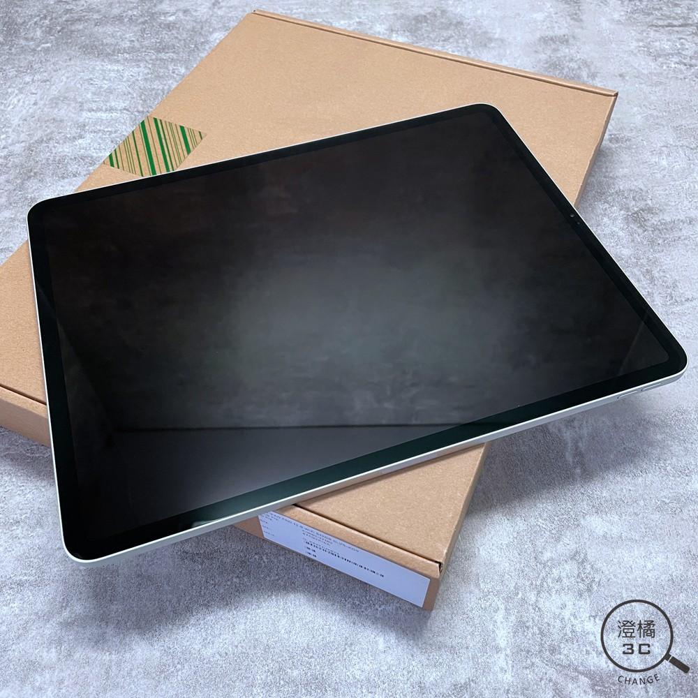 『澄橘』IPAD PRO 3代 2018 三代 512GB WIFI (12.9吋) 銀 國外版 二手 《歡迎抵抵》