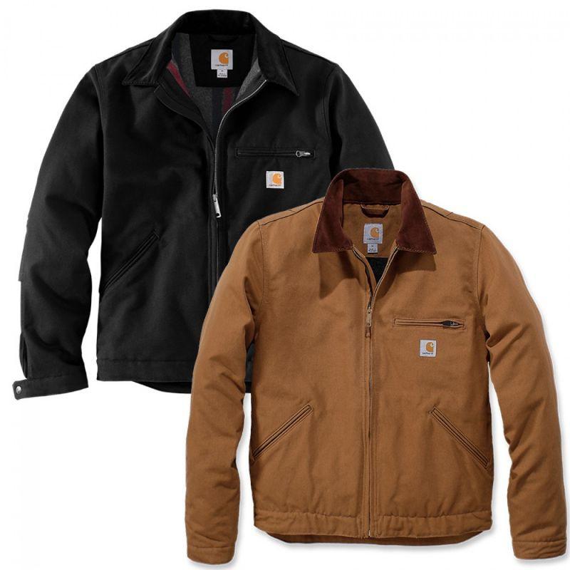 CARHARTT國外正品代購,美版Carhartt Detroit Jacket底特律經典工裝外套