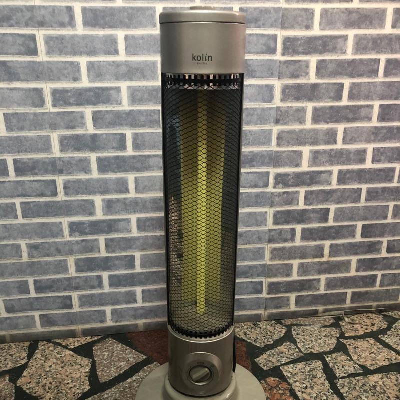 二手 歌林鹵素燈管電暖器FH-771H