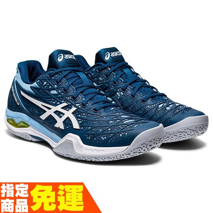 ASICS COURT CONTROL FF 女羽球鞋 1072A019-401 贈運動襪 20FW【樂買網】