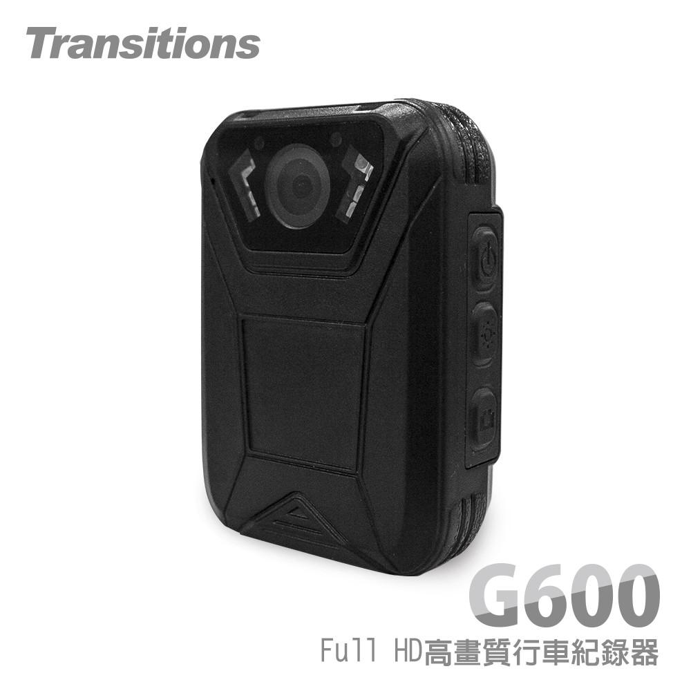 全視線 G600 1080P高畫質 防水防撞 超廣角隨身行車紀錄器【凱騰】