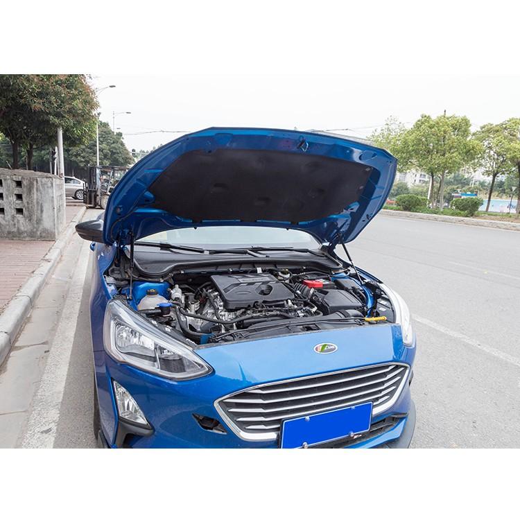 <預購> 19-20款 福特 FOCUS MK4 引擎蓋 油壓頂桿 一組二件 DIY 簡易安裝