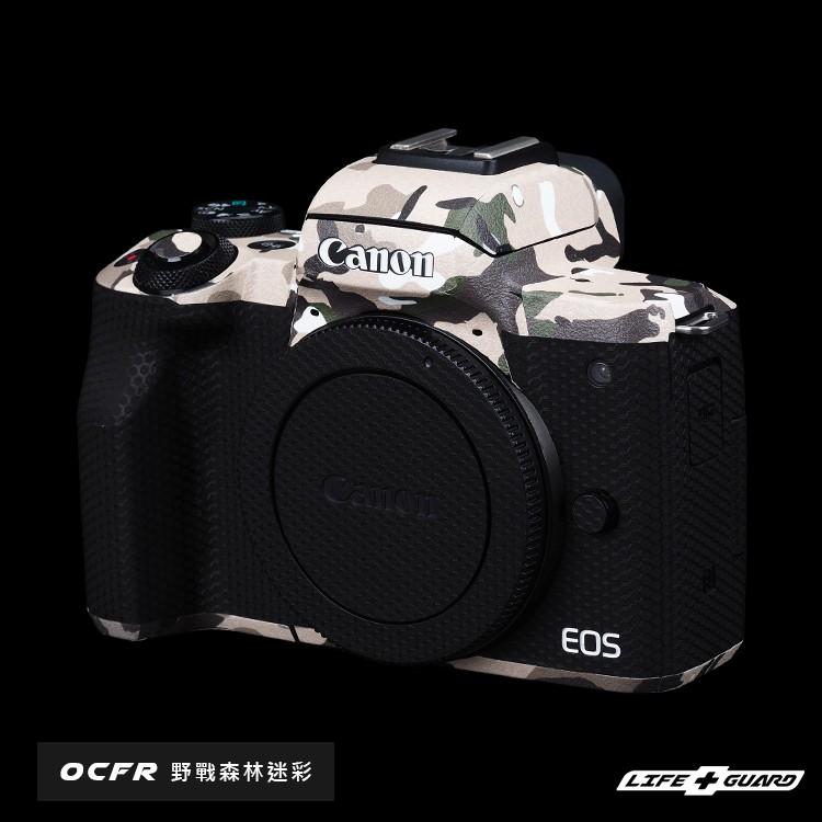 【LIFE+GUARD】 Canon M50 相機 貼膜 機身 保護貼 包膜 鏡頭 LIFEGUARD