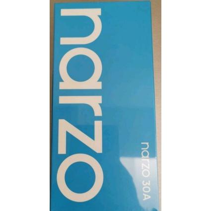 台版現貨 realme narzo 30A G85超大電量遊戲機 4GB/64GB 鐳射藍