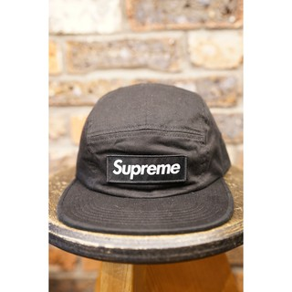 fbf71382fbe AirRoom  現貨 2018SS Supreme Metal Plate Camp Cap 鐵牌五分割 ...