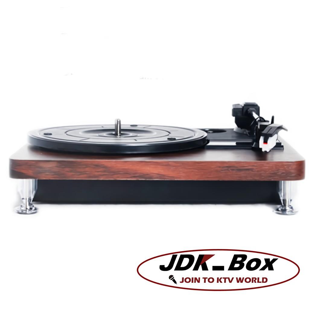 【JDK歌大師】懷念復古黑膠唱片機