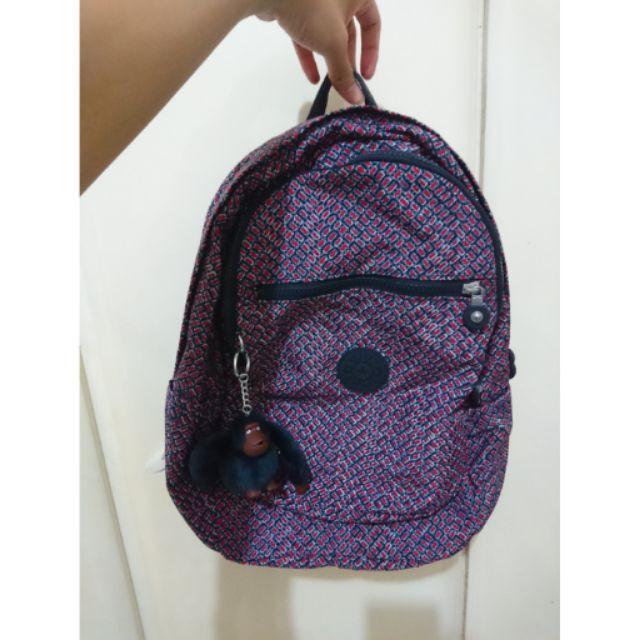 Kipling 小 迷你 後背包 mini backpack
