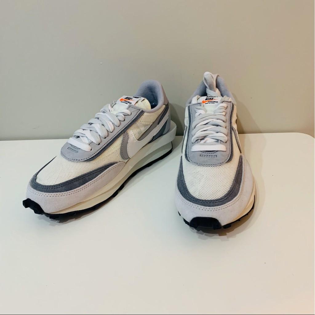 Sacai x Nike LDV Waffle 解構 灰白 BV0073-100