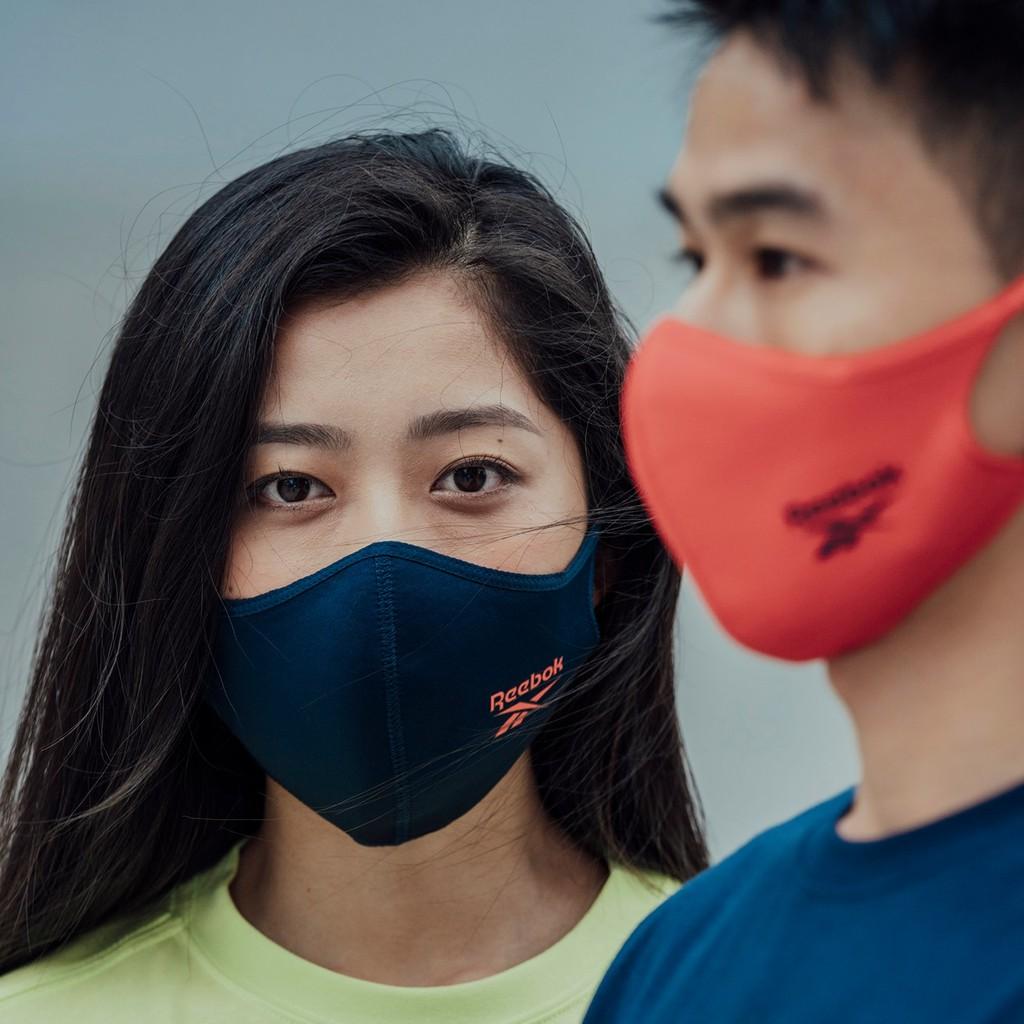 【R-MAN】 Reebok Face Covers 多色 口罩 可水洗 可重複使用 非醫療級