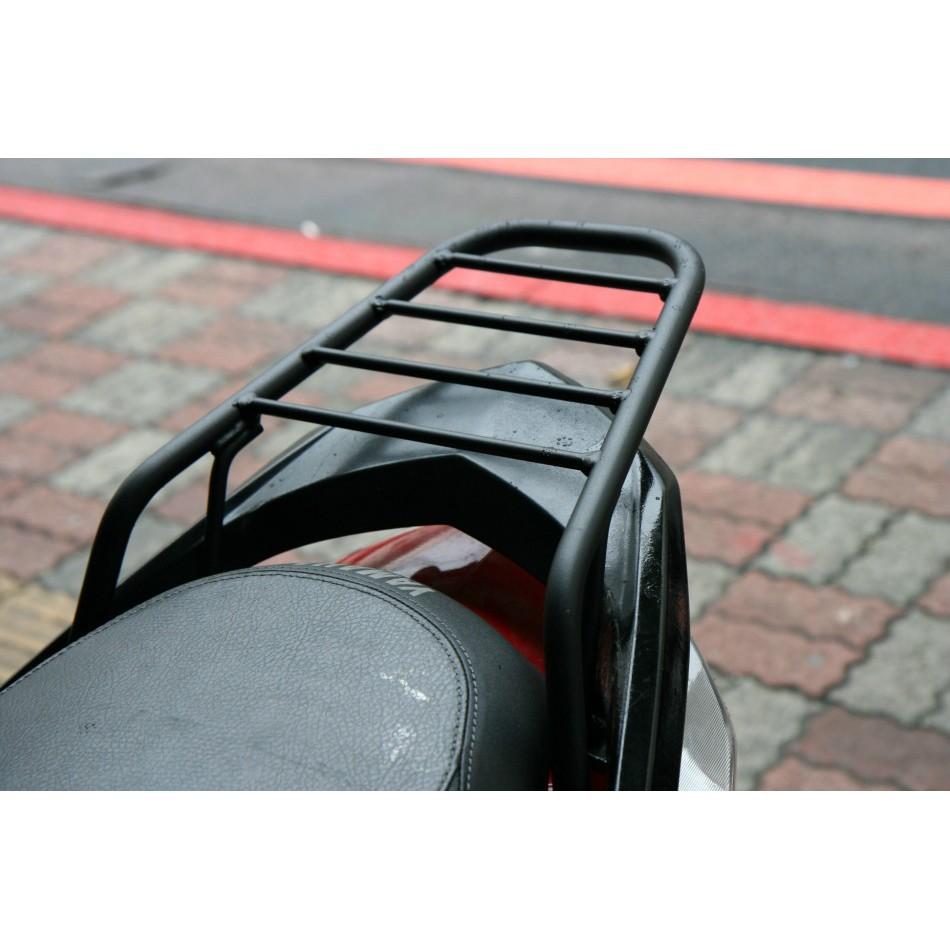 兩輪轎車之家 新勁戰 勁戰二代 專用後箱架 後架 行李箱架 貨架 漢堡架 全實心設計  堅固萬分 GIVI SHAD