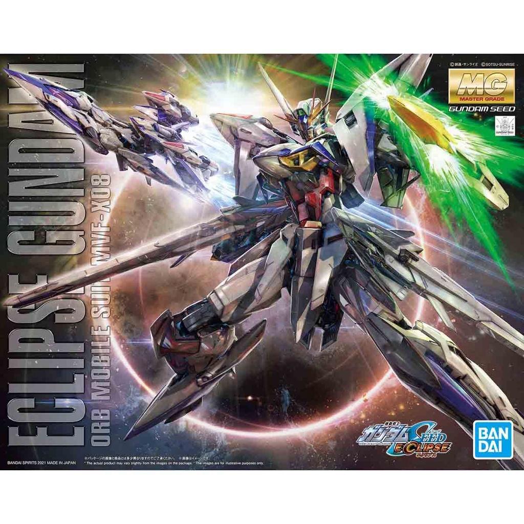 ◆弘德模型◆ MG 1/100 星蝕鋼彈 MVF-X08 Eclipse Gundam 機動戰士 SEED 星蝕