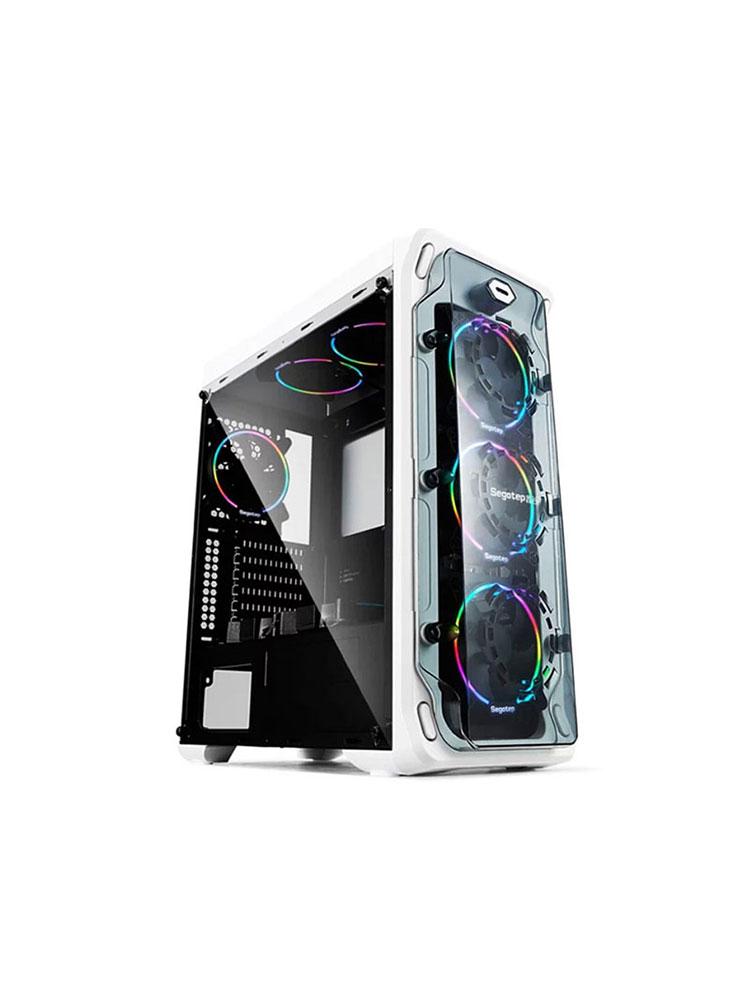高配i7 gtx1070主機16G吃雞遊戲組裝電腦台式全套網吧LOL電競整機