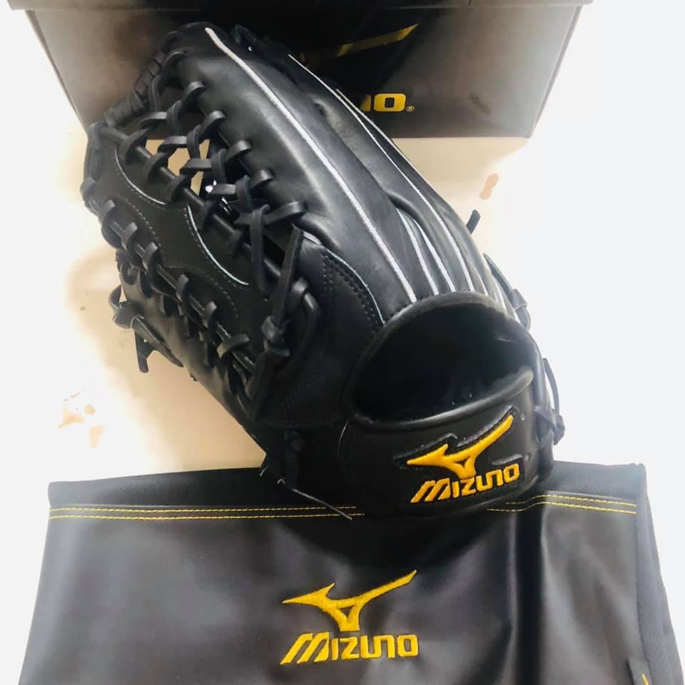 日本帶回 美津濃 Mizuno Pro 棒球硬式用外野手手套 全新現貨含吊牌 手套箱 2GW18717