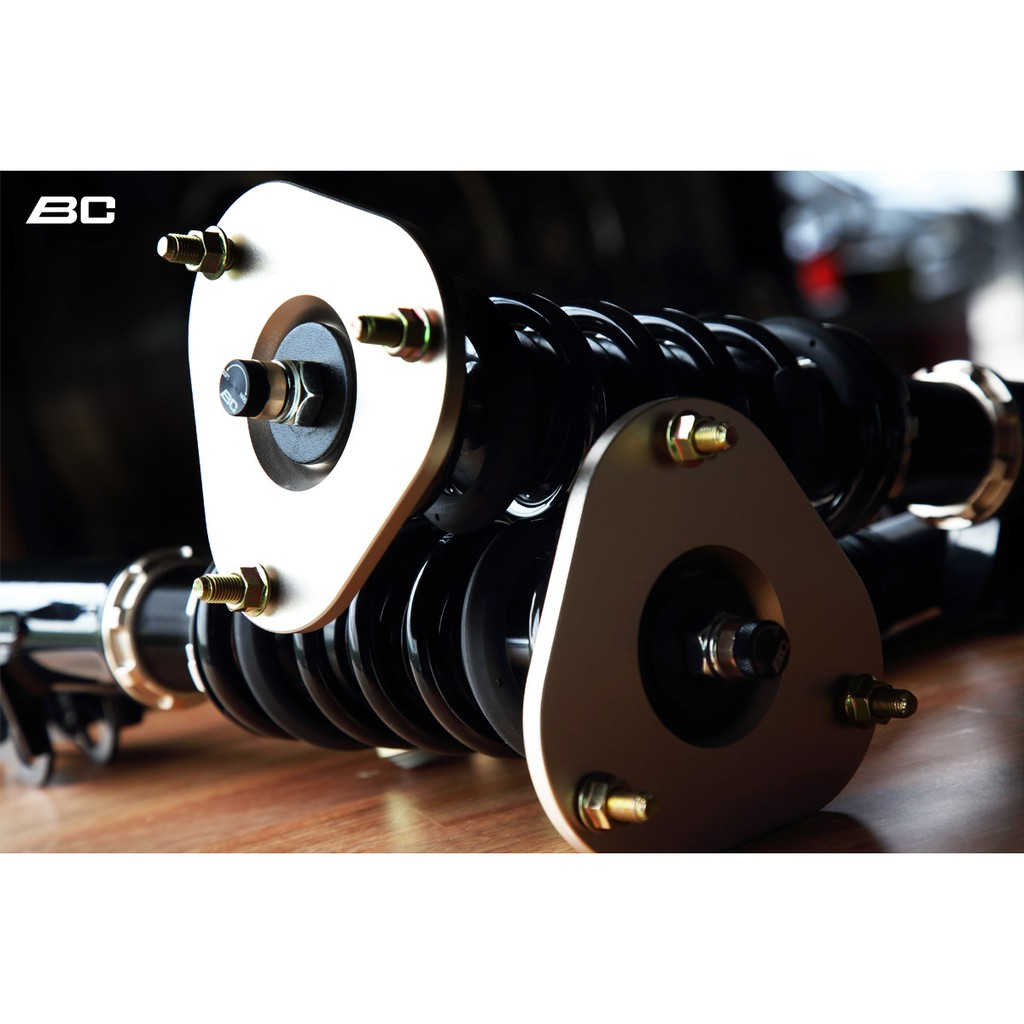 BC避震器 BR TYPE BMW E60 M5 30段阻尼軟硬 桶身高低可調