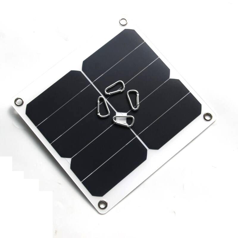 【超值CP】13W 5V 太陽能充電板  高品質太陽能光伏組件Sunpower 25W