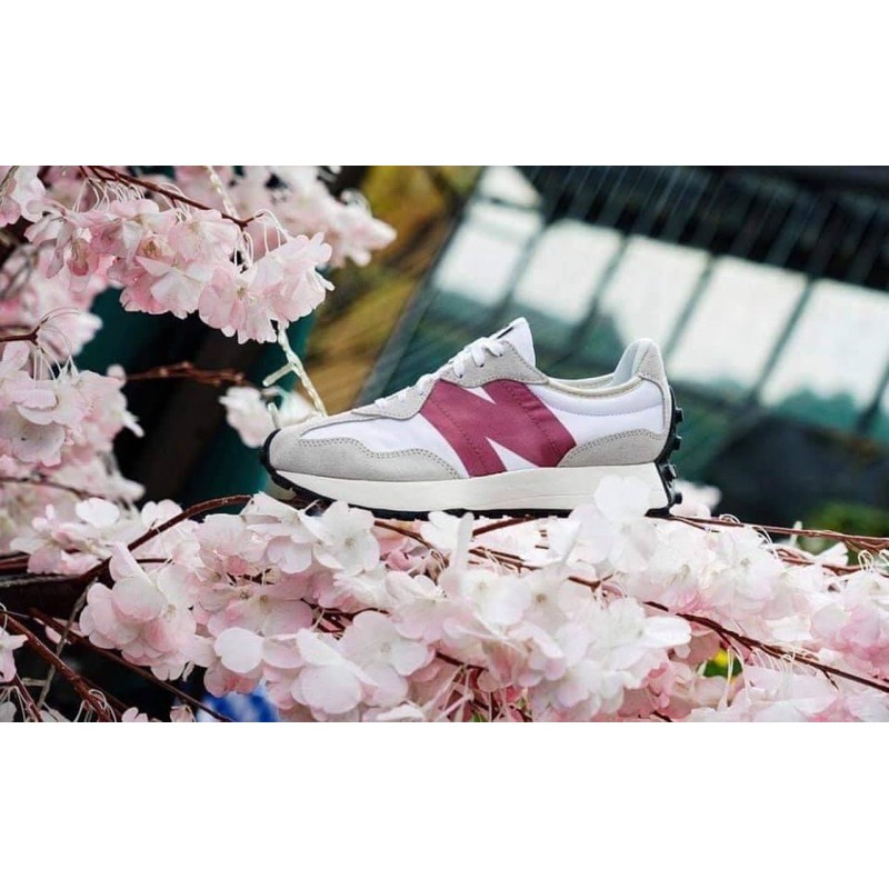New Balance WS327CD粉色櫻花 🌸