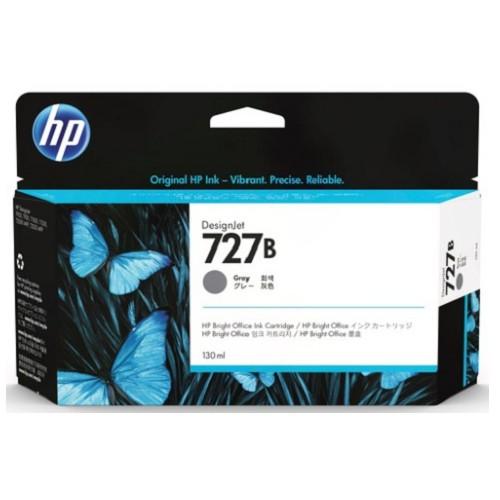 HP 惠普 3WX15A 727B 灰色 Gray 墨匣 取代B3P24A 原廠墨水匣 DesignJet T920