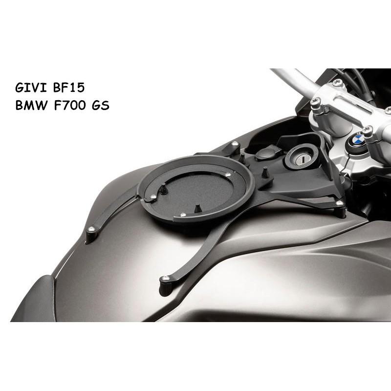 Y.S GIVI BF15 BMW F 700 GS 快拆式油箱包底盤轉接座/固定座/油箱包/龍骨包