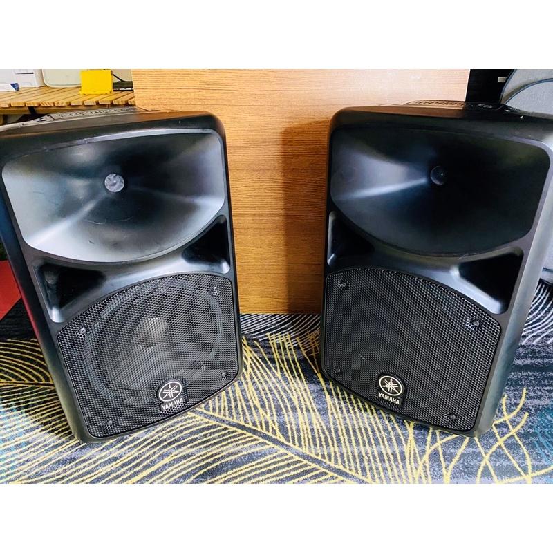 (二手)YAMAHA山葉 Stagepas 400i 可攜式PA系統 音箱