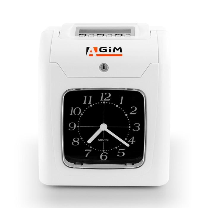 AGiM 6欄位微電腦打卡鐘 CX-1 (滿490免運/刷卡0利率)