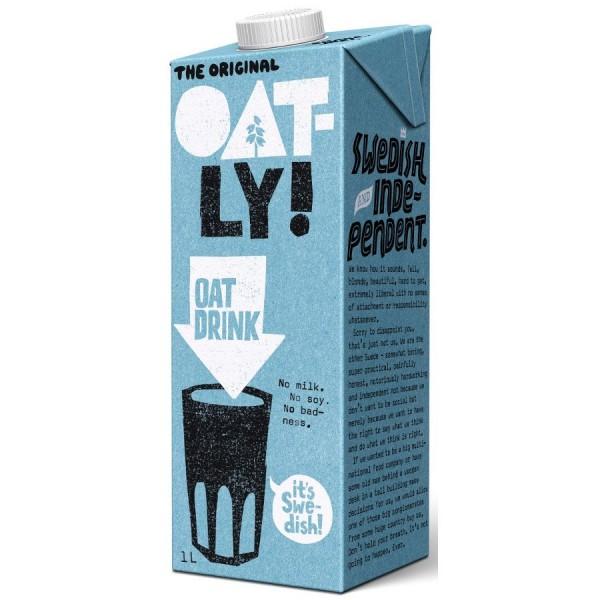 【瑞典OATLY】 原味 燕麥奶 現貨不用等!