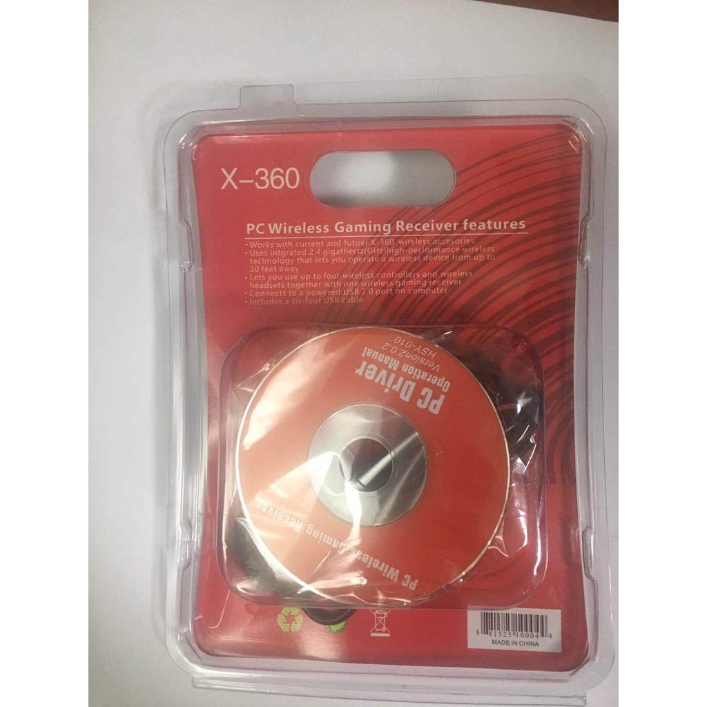 (特價下殺)XBOX360 PC接收器 XBOX360無線手柄接收器 XBO360無線手柄