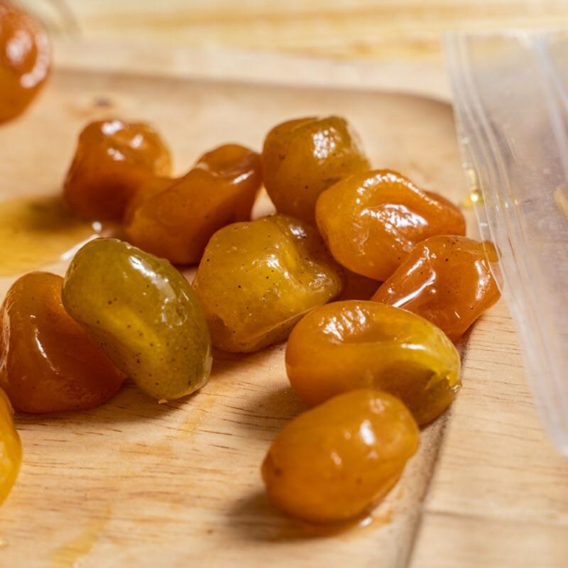 蜂蜜金棗 300克/包【台北譽展蜜餞行】