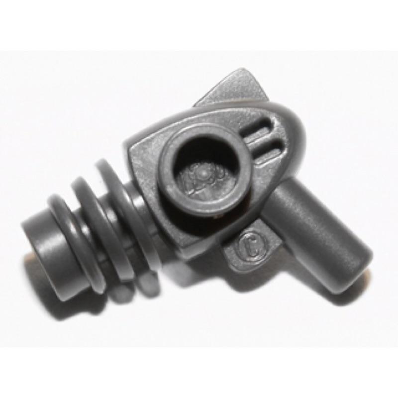 樂高 LEGO 手槍 雷射槍 武器 平光銀色(87993 8683)