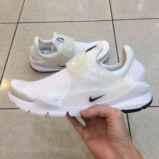 Nike Sock Dart SP 純白 白 男 女 情侶鞋 全白 美國 獨立日 百搭 慢跑鞋