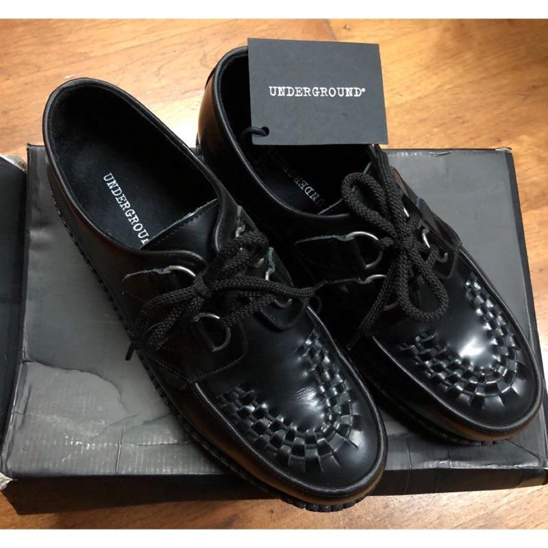 246bdcc3266 二手。UNDERGROUND 厚底鞋
