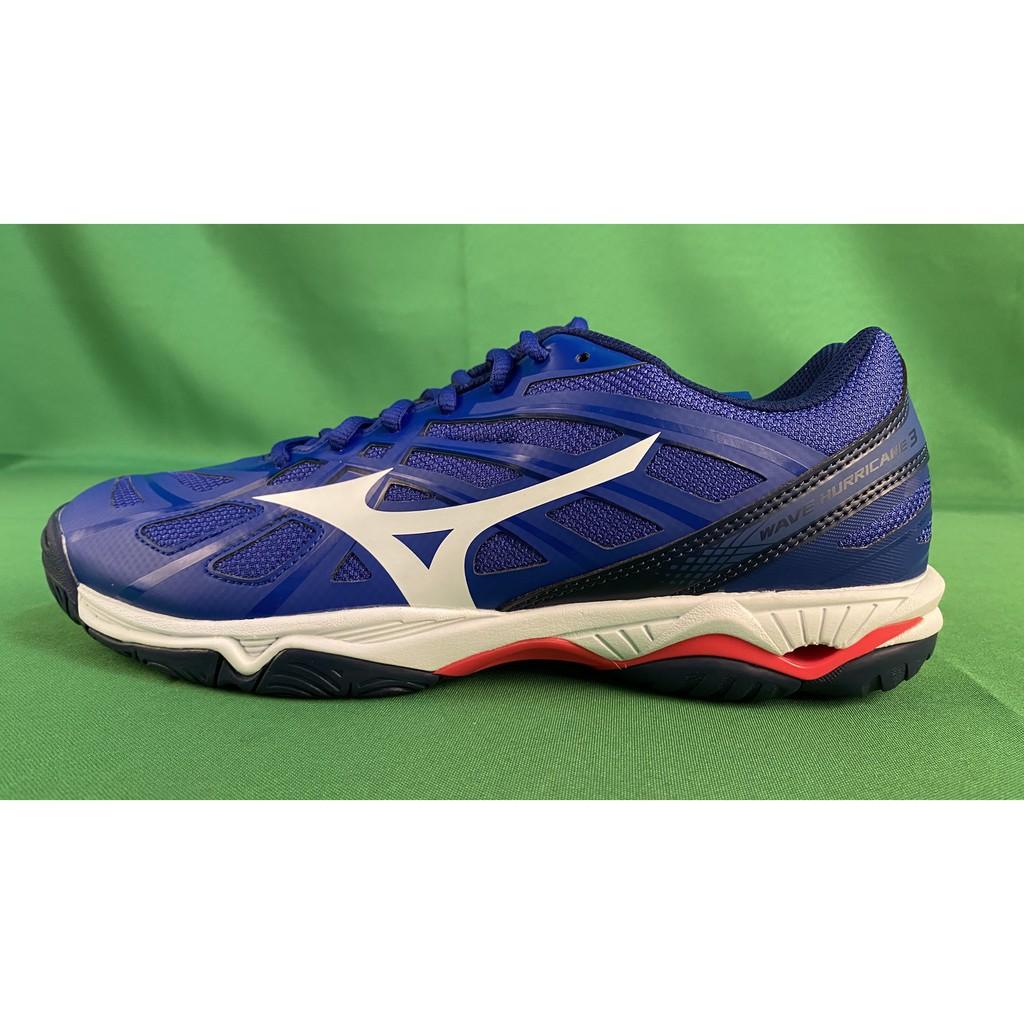 【宏明體育】MIZUNO 美津濃排球鞋 WAVE HURRICANE 3 V1GA17420