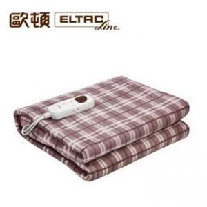 (限宅配)ELTAC 歐頓 微電腦溫控雙人電熱毯 EEH-B06