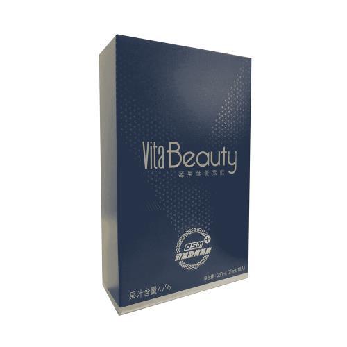 [CK代購] 宏碁國際發明獎葉黃素守護3C明亮組 VitaBeauty 莓果葉黃素飲液態包 x 6 +2包/袋