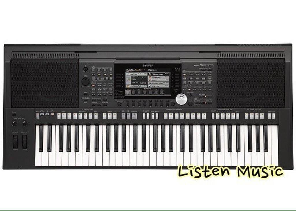 立昇樂器 YAMAHA PSR-S970 S970 電子琴 伴奏琴 旗艦工作站