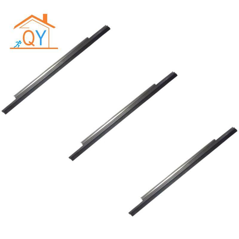 適用於ILIFE W400更換零件的3件全新刮板