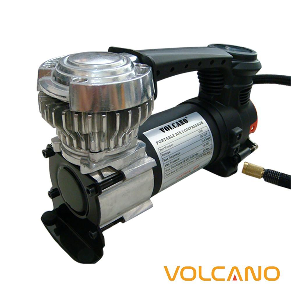 【VOLCANO】綠色力士車用打氣機 AHT-6306