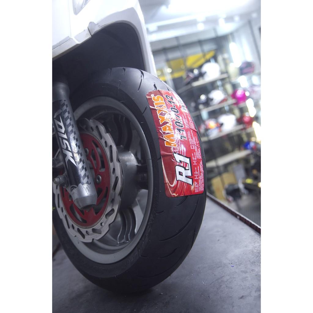 [12吋輪胎]110/70/12 R1 G5 G6 雷霆 FT JETS 四代勁戰 三代勁戰 瑪吉斯 熱熔胎 桃園 安裝