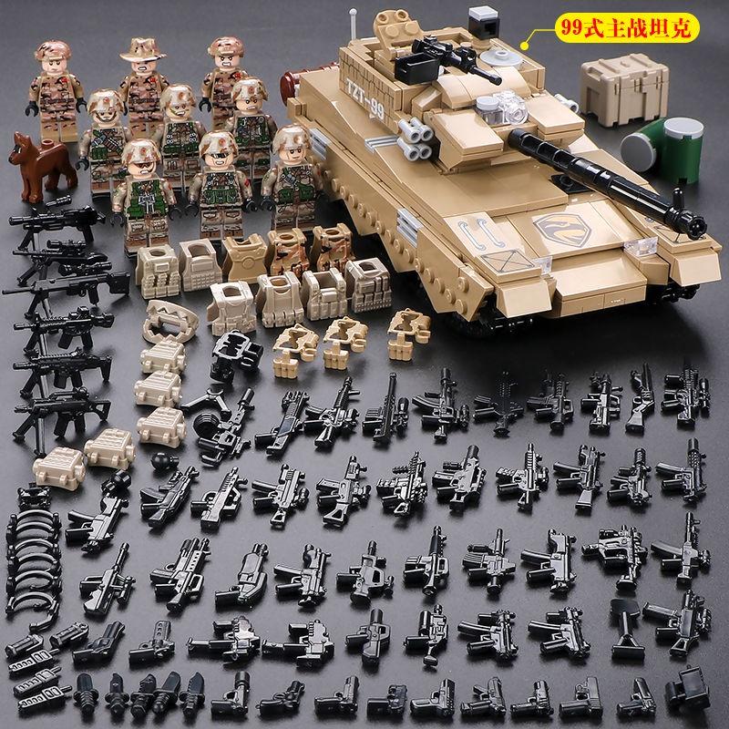 軟積木 積木 積木收納箱 大顆軟積木 兒童玩具 兒童積木 兼容樂高小人警察軍事人仔坦克兒童拼裝益智力男孩子積木拼圖玩具