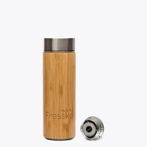 Fressko 原創經典濾泡杯-Rush追竹 300ml(不鏽鋼內層)