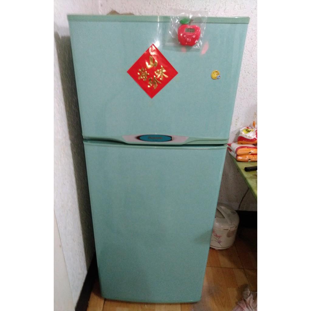 【7成新】誠可議 自取 中和區 中和高中附近 250L NR-350FG 國際牌 冰箱 綠色