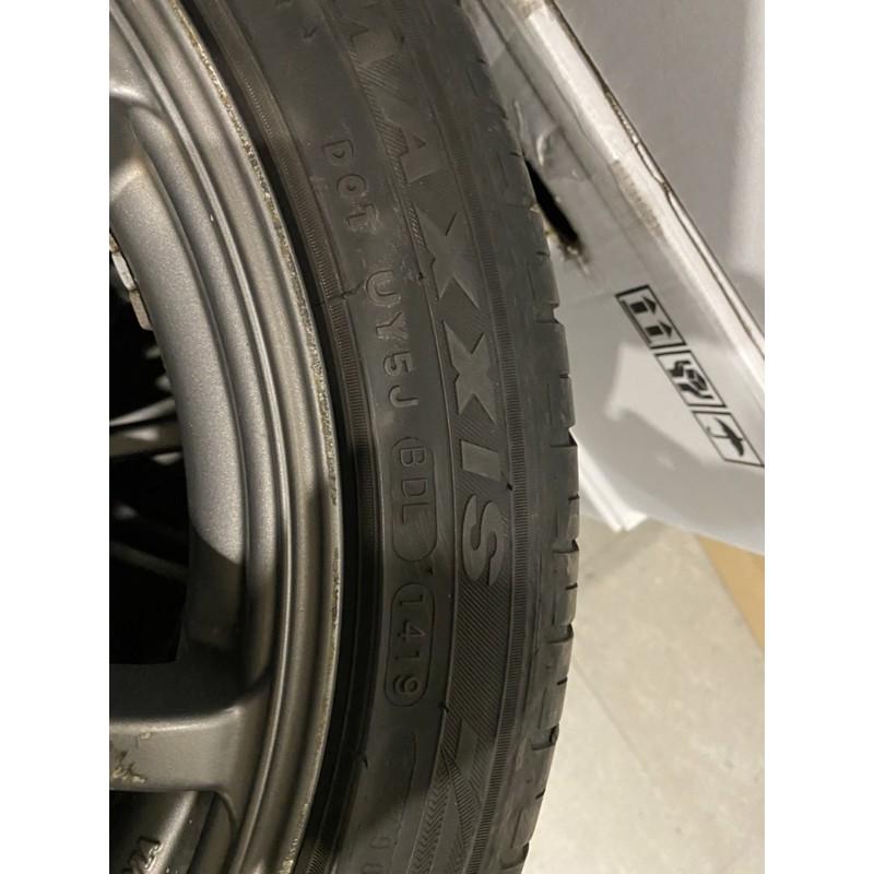 MAXXIS瑪吉斯輪胎215 45 17 /雷莎輪胎 215 45 17