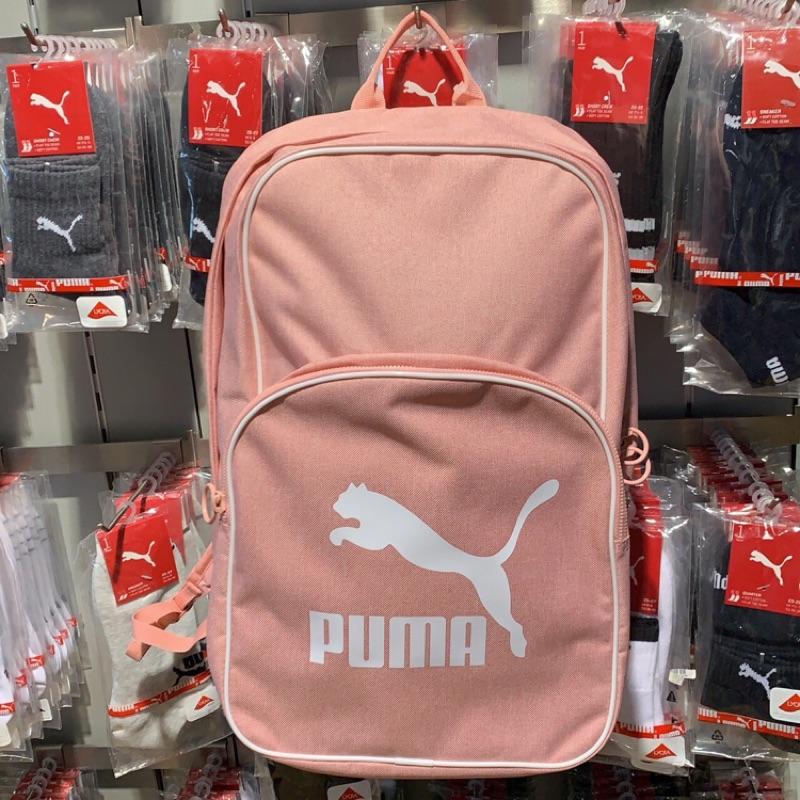 Puma Originals 後背包 粉 07665204