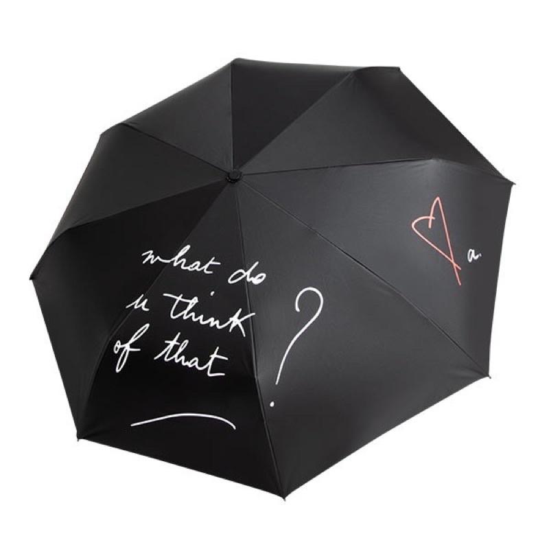 康是美 x Agnès b. 自動摺傘 折疊傘 自動傘 雨傘 Agnes b. 晴雨傘