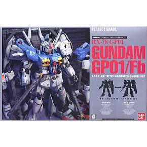 ★現貨 PG 1/60 GP01 GP01Fb 正版 BANDAI GUNDAM 鋼彈 0083