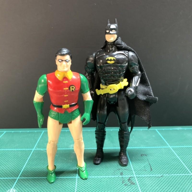 1989 Kenner 蝙蝠俠 + 羅賓 兩人合售B組 Batman DC