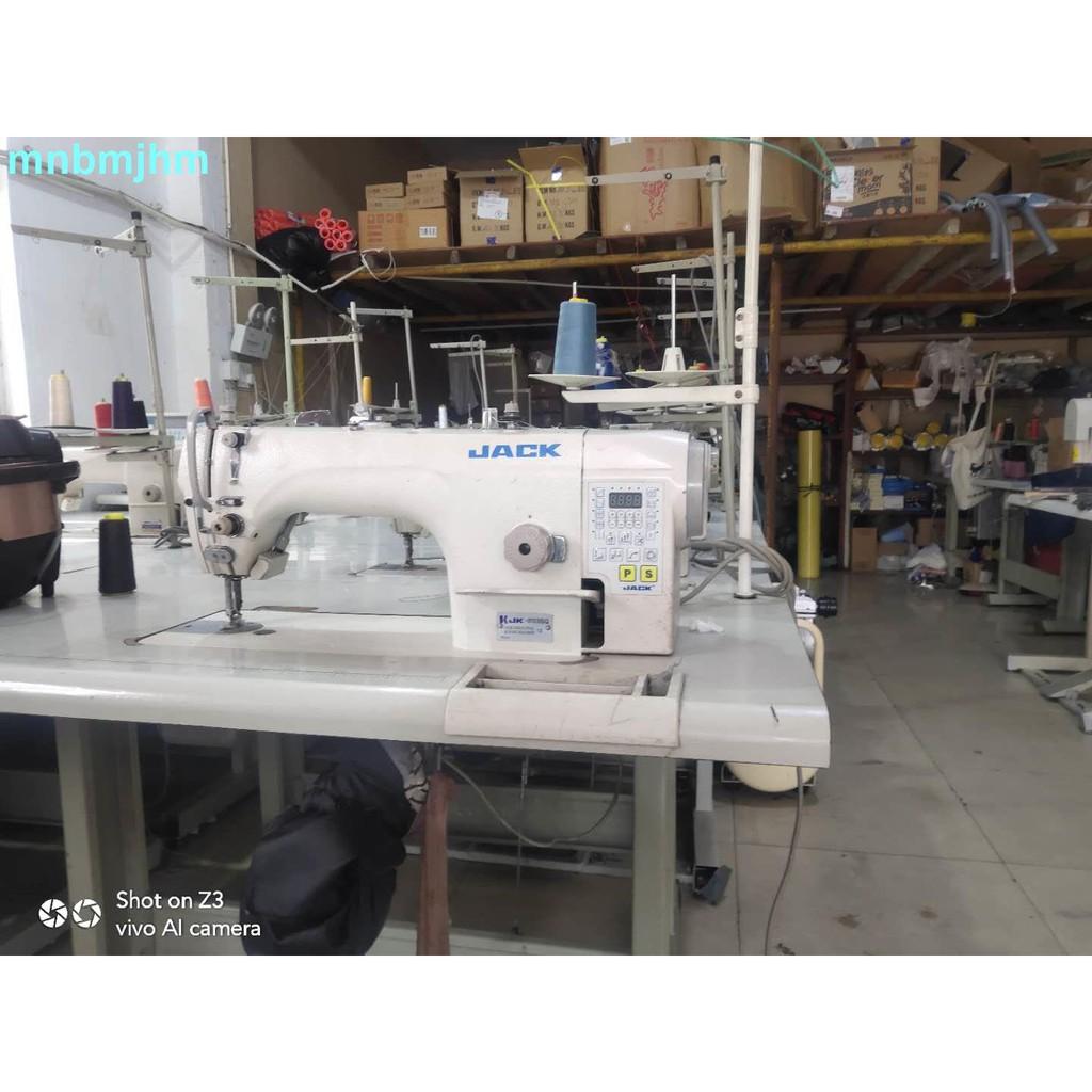 二手工業家用電腦平車縫紉機中捷 杰克 標準國產進口平縫機